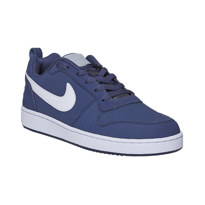 Ležérne pánske tenisky nike, modrá, 801-9154 - 13