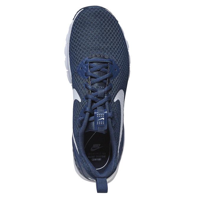 Športové pánske tenisky nike, modrá, 809-9357 - 19