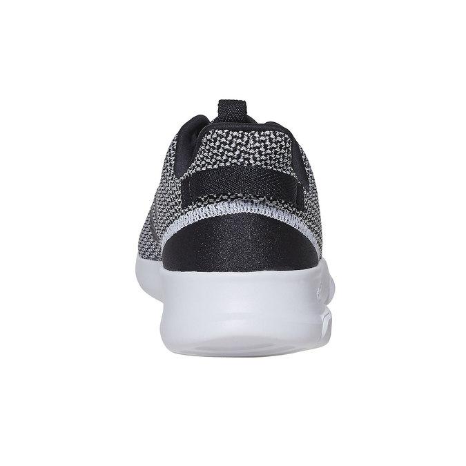 Tenisky v športovom dizajne adidas, čierna, 809-6201 - 17