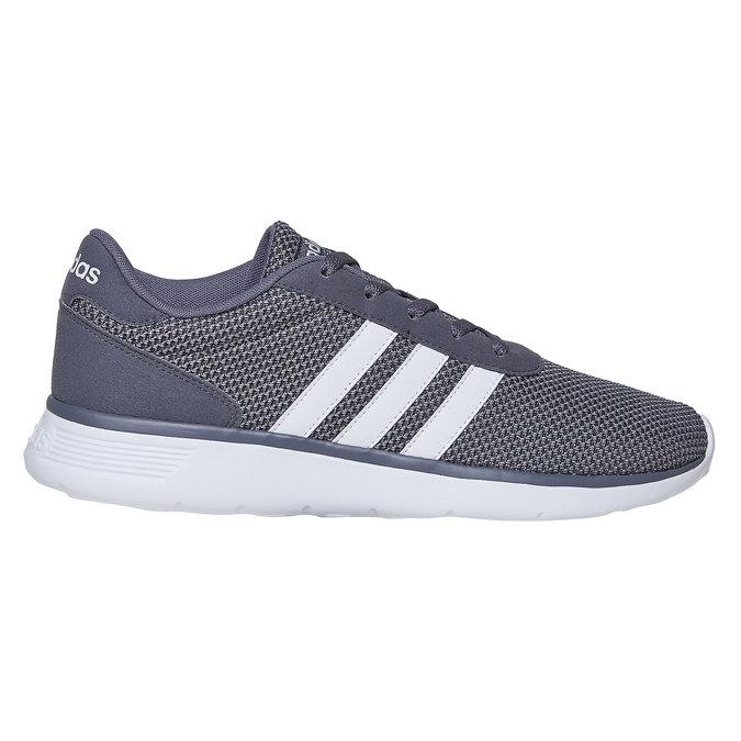 Pánske šedé tenisky adidas, šedá, 809-2198 - 15