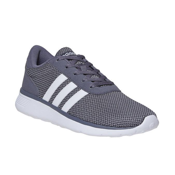 Pánske šedé tenisky adidas, šedá, 809-2198 - 13