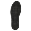 Dámska kožená členková obuv bata, čierna, 596-6671 - 17