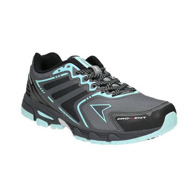 Dámska športová obuv power, šedá, 509-2226 - 13