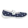 Domáce papuče s hviezdičkami mini-b, modrá, 379-2215 - 15