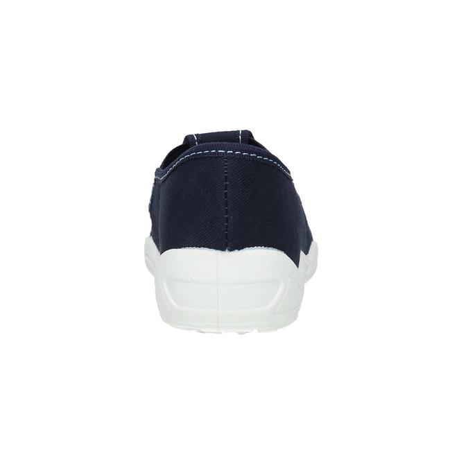 Detské papuče so žralokom mini-b, modrá, 379-9213 - 17