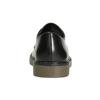Detské čierne poltopánky mini-b, čierna, 311-6186 - 16