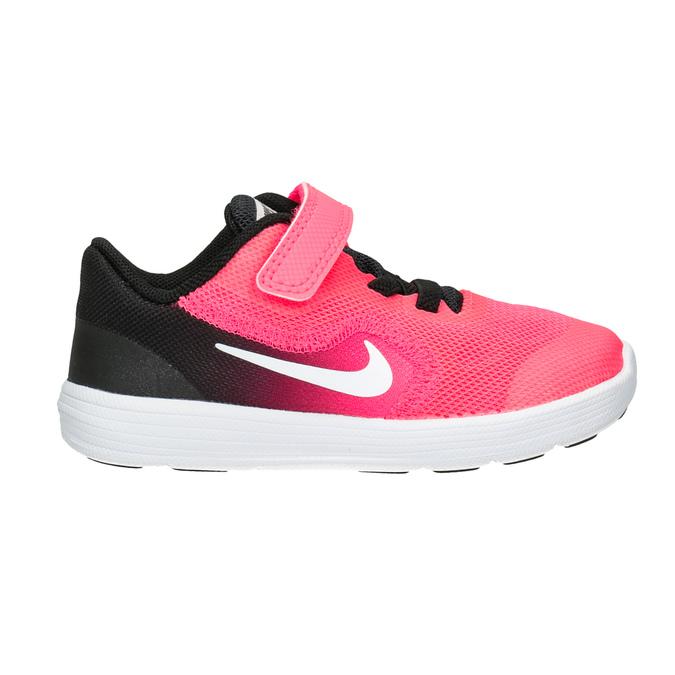 Dievčenské ružové tenisky nike, ružová, 109-5132 - 26