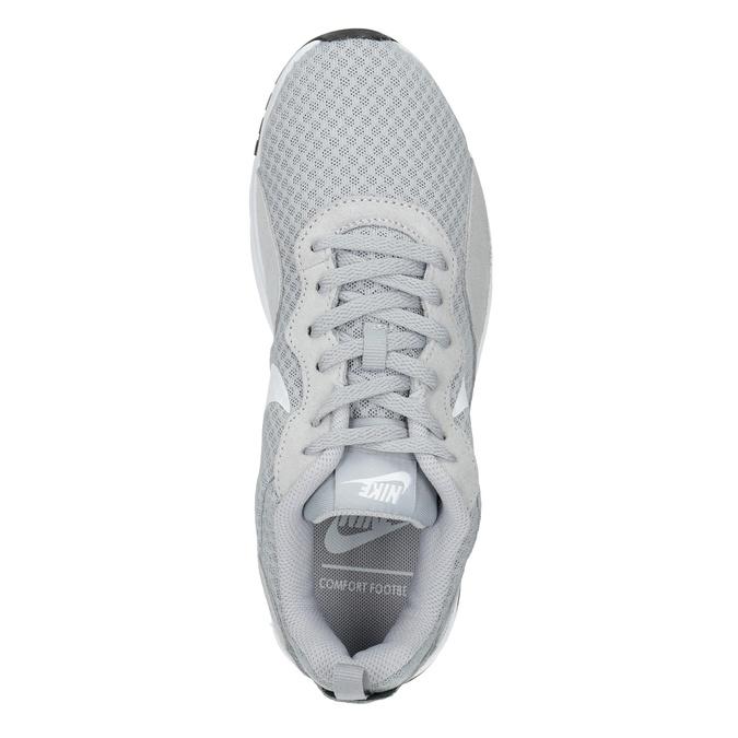 Šedé dámske tenisky nike, šedá, 509-2160 - 15