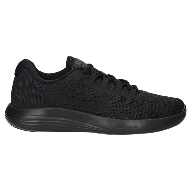 Pánske čierne tenisky nike, čierna, 809-6290 - 26