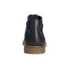 Modrá členková obuv bata, modrá, 823-9615 - 17