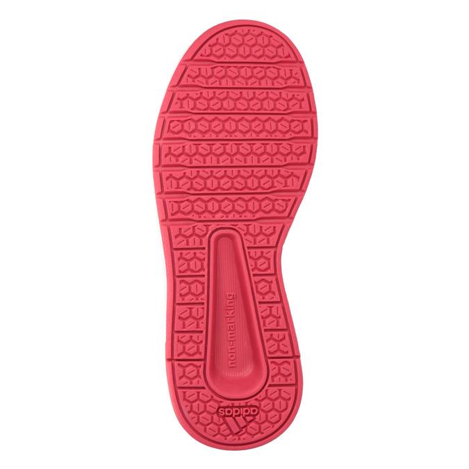 Ružové detské tenisky adidas, ružová, 301-5197 - 17