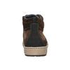 Členkové pánske tenisky bata, hnedá, 846-4651 - 17