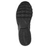 Pánske čierne tenisky nike, čierna, 809-6184 - 17