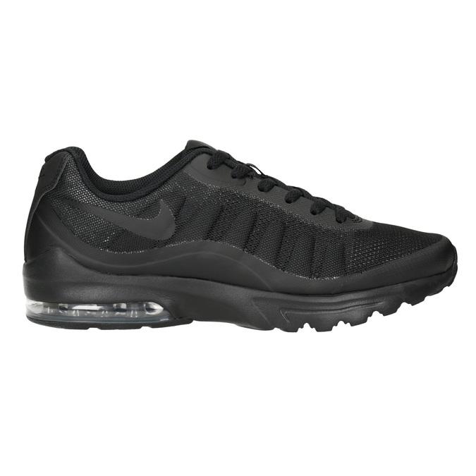 Pánske čierne tenisky nike, čierna, 809-6184 - 26