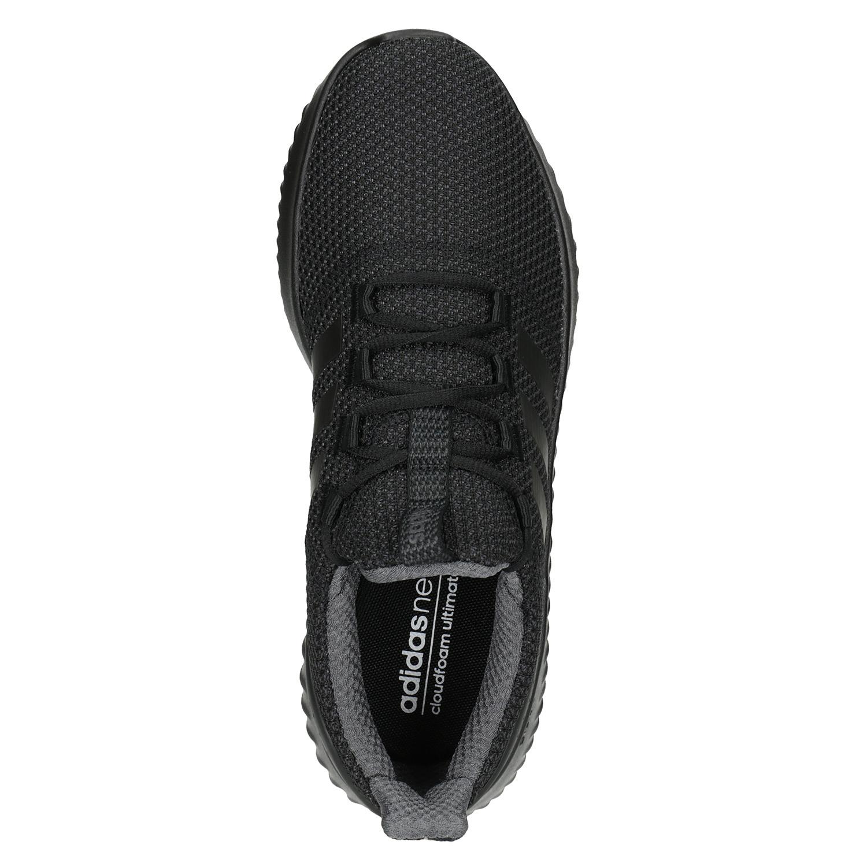 1e8696afa9 Adidas Pánske čierne tenisky - Outdoorový štýl