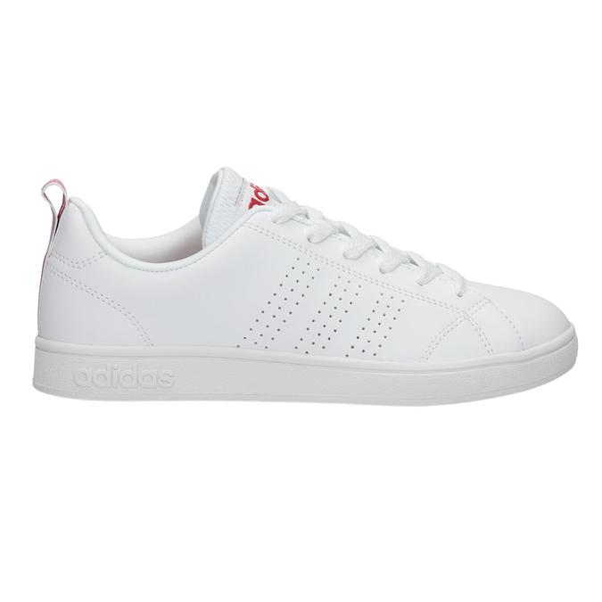 Biele dámske tenisky adidas, biela, 501-5500 - 26