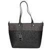 Dámska kabelka s popruhom gabor-bags, šedá, 961-2037 - 26