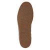 Kožená pánska členková obuv bata, hnedá, 846-4652 - 17