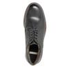 Kožené pánske poltopánky bata, čierna, 826-6619 - 19