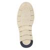 Členková pánska obuv s výraznou podrážkou weinbrenner, šedá, 846-2657 - 17
