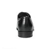 Čierne kožené poltopánky bata, čierna, 824-6600 - 17
