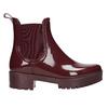 Členkové dámske gumáky bata, červená, 592-5400 - 26