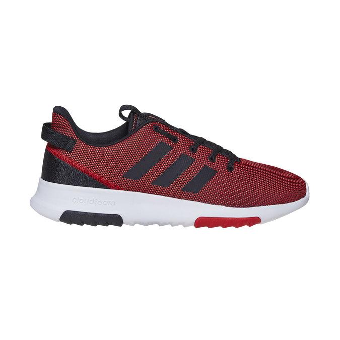 Červené pánske tenisky adidas, červená, 809-5201 - 15