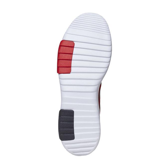 Červené pánske tenisky adidas, červená, 809-5201 - 26