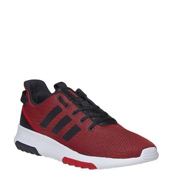 Červené pánske tenisky adidas, červená, 809-5201 - 13