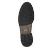 Ležérne pánske poltopánky bata, hnedá, 826-4916 - 19