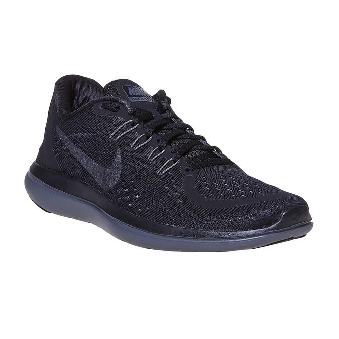Športové dámske tenisky nike, čierna, 509-6187 - 13