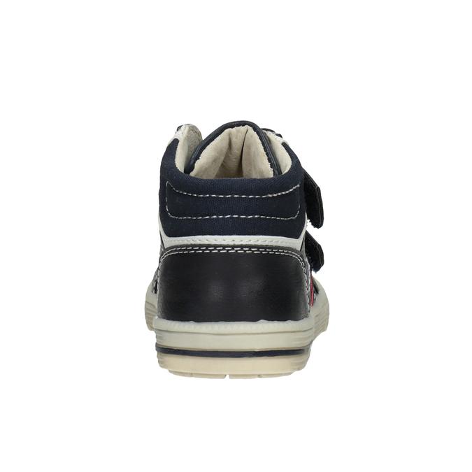 Ćlenková detská obuv bubblegummers, modrá, 111-9613 - 16