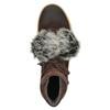 Kožená členková obuv weinbrenner, hnedá, 596-4674 - 15