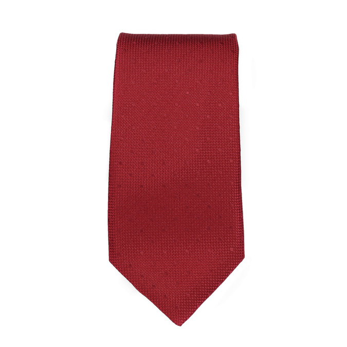Červená sada kravaty a vreckovky n-ties, červená, 999-5290 - 26