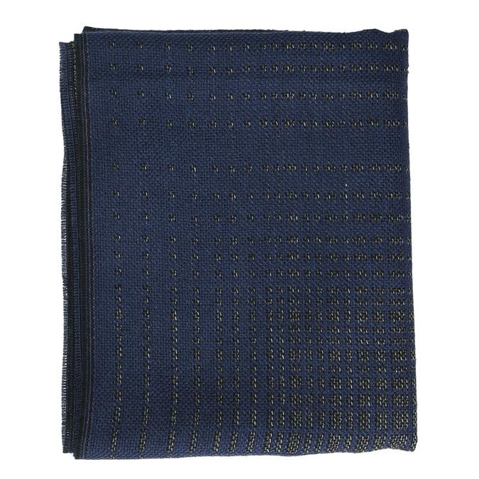 Pánsky modrý šál bata, modrá, 909-9620 - 26