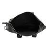 Čierna kožená kabelka bata, čierna, 964-6280 - 15