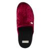 Dámska domáca obuv bata, červená, 579-5620 - 26