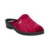 Dámska domáca obuv bata, červená, 579-5620 - 13