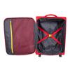 Červený cestovný kufor american-tourister, červená, 969-5171 - 17