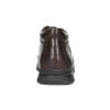 Kožená pánska zimná obuv comfit, hnedá, 894-4686 - 17