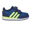 Detské tenisky na suchý zips adidas, modrá, 109-9157 - 15