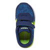 Detské tenisky na suchý zips adidas, modrá, 109-9157 - 19