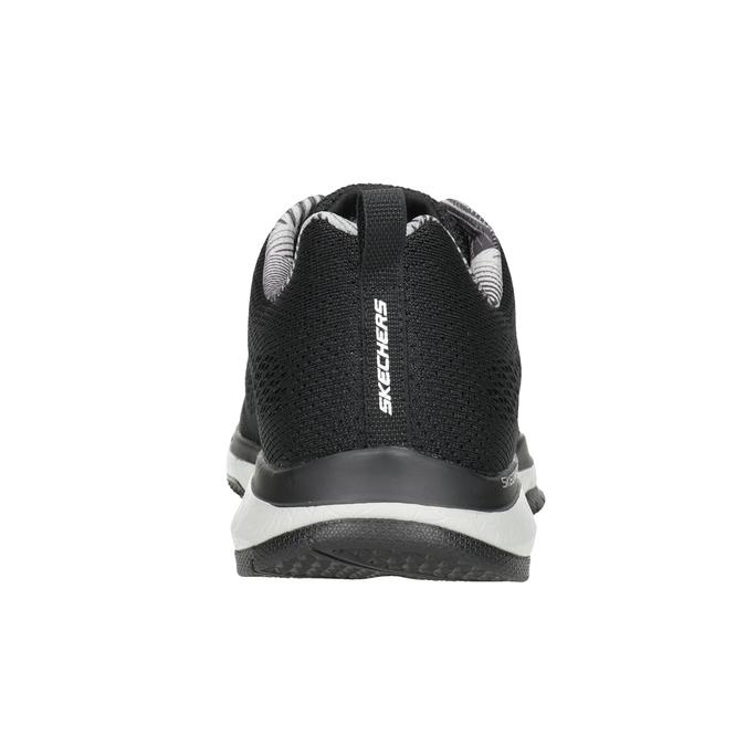 Čierne pánske tenisky skechers, čierna, 809-6330 - 16