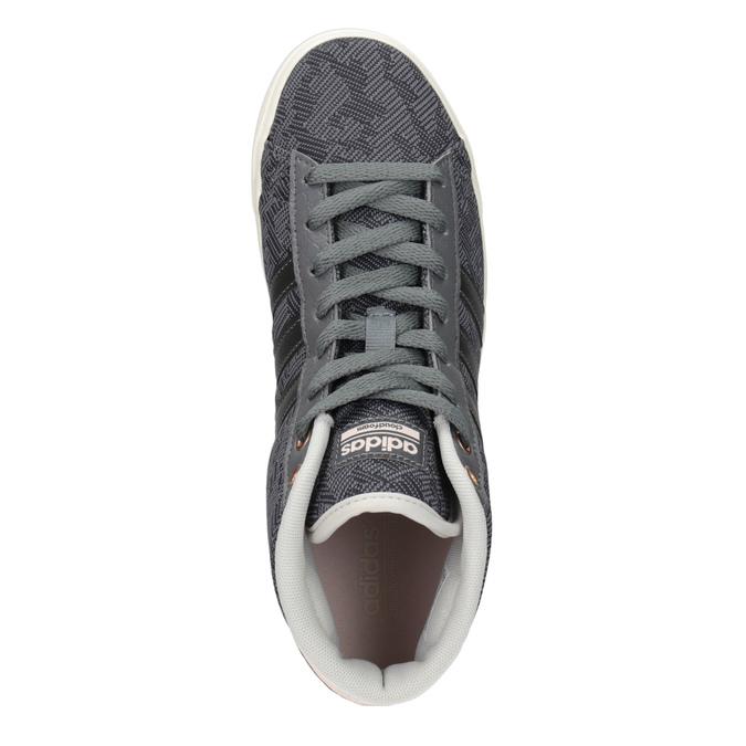 Členkové dámské tenisky adidas, čierna, 509-6112 - 15