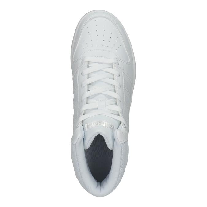 Biele členkové tenisky adidas, biela, 501-1212 - 15