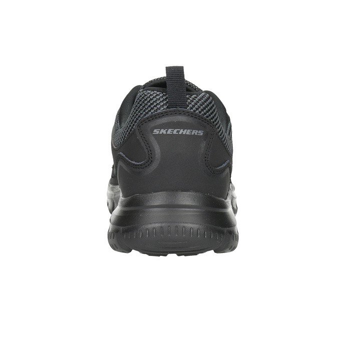 Pánske čierne tenisky skechers, čierna, 809-6331 - 16