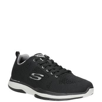 Čierne pánske tenisky skechers, čierna, 809-6330 - 13