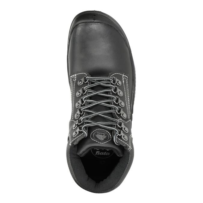 Pánska pracovná obuv Stockholm 2 KN S3 bata-industrials, čierna, 844-6645 - 15