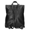 Kožený batoh bata, čierna, 964-6279 - 26
