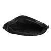 Čierna kožená listová kabelka bata, čierna, 964-6265 - 15